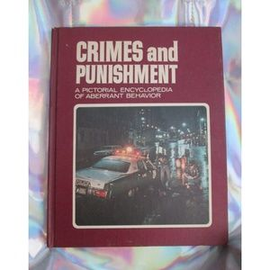 vintage book crimes and punishment vol 2 history